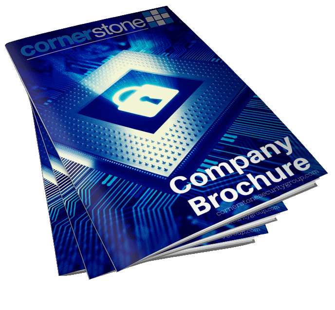 Cornerstone Security Group Company Brochure